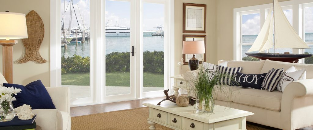PGT WinGuard French Doors