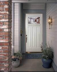 entry swing door